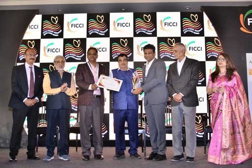 FICCI Higher Education Excellence Award 2019
