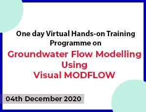 Groundwater Flow Modelling Using Visual MODFLOW