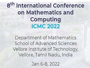 8th International Conference on Mathematics and Computing ICMC 2022