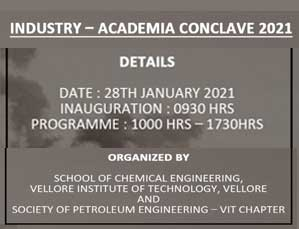 Industry  Academia Conclave-2021