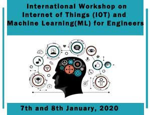 Workshop on Internet of Things (IOT) and Machine Learning(ML)