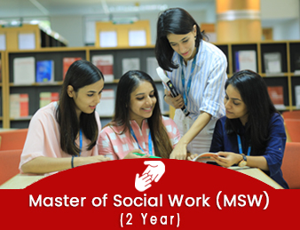 Master of Social Work (2 year Program)