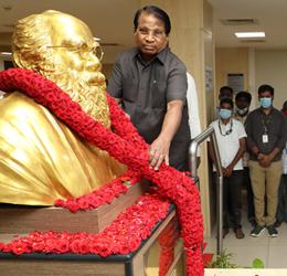Birth Anniversary of Periyar E.V. Ramasamy
