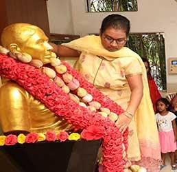 12th Anniversary of Smt. Rajeswari Viswanathan