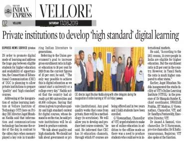 VIT- Online Learning Institute
