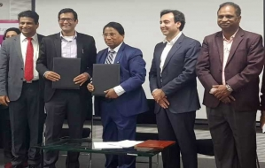 MoU with the National Association of Software and Services Companies