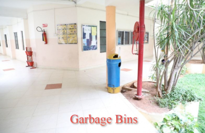 Garbage in Campus , Hostel Areas , Frequency & Procedures of Disposal