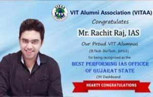 Best Performing IAS Officer